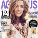 Rose Byrne - Aquarius Magazine Cover [United Arab Emirates] (May 2015)