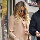 Khloe Kardashian – Leaving Petit Tresor in Los Angeles - 454 x 595