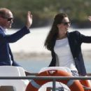 The Duke and Duchess of Cambridge Visit the Isles of Scilly - 454 x 308