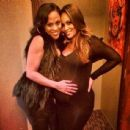 Evelyn Lozada and Shaunie O'neal