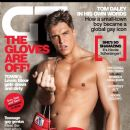 Lewis Bloor - Gay Times Magazine Cover [United Kingdom] (July 2014)