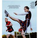Hilary Rhoda Self Magazine Usa December 2014