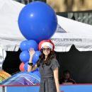 Brooke Burns - Disney On Ice Presents Worlds Of Fantasy In LA (Dec 16, 2009)