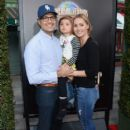 Jaime Camil and Heidi Balvanera- Universal Studios Hollywood Hosts the Opening of 'The Wizarding World of Harry Potter' - Arrivals - 399 x 600