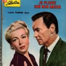 Lana Turner - Cine Selection Magazine Cover [France] (30 May 1959)