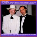 CHUCK JONES!  THE LEGENDARY ANIMATOR, WRITER AND DIRECTOR WITH 4-OSCARS AND A FINE HUMAN BEING. WE ALREADY MISS YOU CHUCK. REST IN PEACE..
