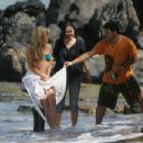 Denise Richards - Swimsuit Shoot In Hawaii