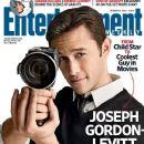 Joseph Gordon-Levitt - Entertainment Weekly Magazine Cover [United States] (4 October 2013)