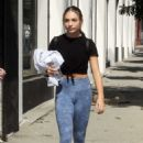 Maddie Ziegler – Leaving the Dancing with the Stars Studios in LA
