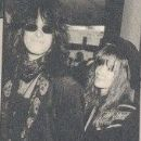 Nikki Sixx and Brandi Brandt
