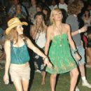 Paris Hilton - Coachella Music Festival