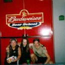 Alexi & Kimberly with Tuomas Holopainen