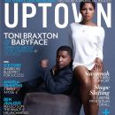 Toni Braxton, Babyface - Uptown Magazine Cover [United States] (January 2014)