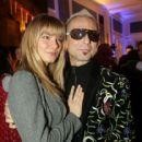 Rudolf Schenker and Tatjana Sazonova