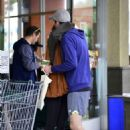 Dakota Johnson with Blake Lee – Shopping Candids In Los Angeles - 454 x 482
