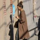 Jessica Alba Appears on 'Kimmel' - 437 x 600