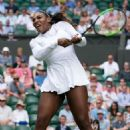 Serena Williams – 2018 Wimbledon Tennis Championships in London Day 8 - 454 x 681