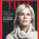 Gretchen Carlson - Time Magazine Cover [United States] (31 October 2016)