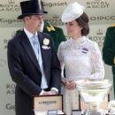 Prince Windsor and Kate Middleton : Royal Ascot 2017 - Day 1 - 454 x 513