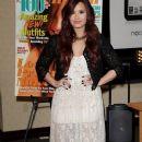 Demi Lovato Seventeen Magazine Cover Signing.Barnes & Noble, Glendale, CA.January 4, 2012