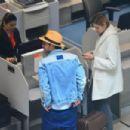 Ana Beatriz Barros and Karim El Chiaty get ready to fly high in Rio de Janeiro - 454 x 303