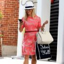 Reese Witherspoon is all smiles while leaving her office in Beverly Hills, California on July 12, 2016 - 426 x 600