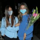 Madison Beer – Dinner with friends in West Hollywood