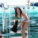 Selena Gomez In Bikini Bottoms Photoshoot