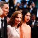Isabelle Huppert – 'The Meyerowitz Stories' Premiere at 70th Cannes Film Festival - 454 x 302