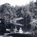Alexander Graham Bell and Mabel Gardiner Hubbard - 454 x 406