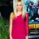 "Ashley Tisdale at the Premiere of ""Journey 2"" in LA"