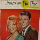 June Blair - American T-Vue Time Magazine [United States] (4 March 1962)