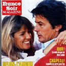 France Soir Magazine Cover [France] (26 January 1985)