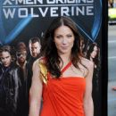 "Lynn Collins Arrives For The Los Angeles Industry Screening Of ""X-Men Origins-Wolverine"" 2009 April 28, 2019"