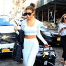 Chantel Jeffries – Arrives at the Mercer Hotel in New York City