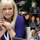 Jo Wood/Mick Jagger/L'Wren & Mick with Ron & Jo/Fearne & Jesse - 454 x 302