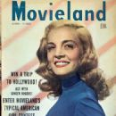 Betty Grable - Movieland Magazine Pictorial [United States] (October 1947) - 454 x 575