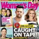 Kylie Minogue, Joel Madden - Woman's Day Magazine Cover [Australia] (12 May 2014)