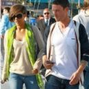 Frankie Sandford and Wayne Bridge - 268 x 400