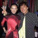 Zhang Ziyi and Jackie Chan