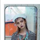 Anna Vivchar - Elle Magazine Pictorial [Kazakhstan] (October 2016) - 454 x 627