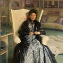 Portrait of Grand Duchess Olga Alexandrovna. Oil on canvas. 1905