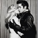 Elvis Presley and Hannerl Melcher - 308 x 418