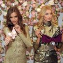 Josephine Skriver and Elsa Hosk – All-new LOVE fragrance event in NYC - 454 x 332