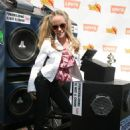 Kendra Wilkinson At The Levi's Presents The 3 Annual Powersliding Championships - 19/04/09