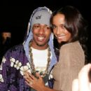 Nick Cannon and Selita Ebanks