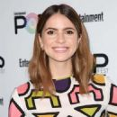 Shelley Hennig – Entertainment Weekly PopFest in Los Angeles October 31, 2016 - 454 x 542