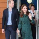 Kate Middleton – Visits Evelina London Children's Hospital in London - 454 x 779