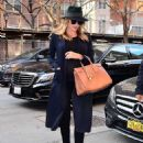 Rosie Huntington Whiteley out in NYC - 454 x 615