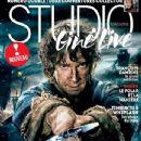 Martin Freeman - Studio Cine Live Magazine Cover [France] (December 2014)